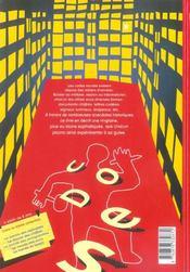Le monde des codes secrets - 4ème de couverture - Format classique