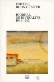 Journal De Rivesaltes - Couverture - Format classique