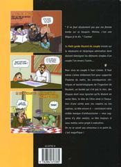Le Petit Guide Illustre Du Couple - 4ème de couverture - Format classique