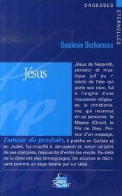 Jesus - Intérieur - Format classique