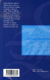 Jesus - 4ème de couverture - Format classique