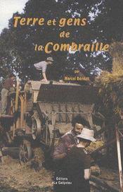Terre et gens de la combraille - Couverture - Format classique