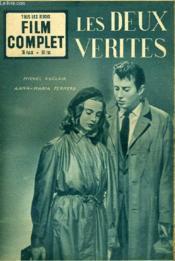 Tous Les Jeudis - Film Complet N° 349 - Les Dieux Verites - Couverture - Format classique