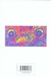 L'ecole emportee - tome 03 - 4ème de couverture - Format classique