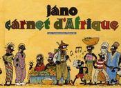 Carnet d'afrique (édition 2006) - Intérieur - Format classique