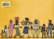 Carnet d'afrique (édition 2006) - 4ème de couverture - Format classique