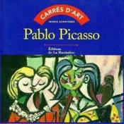 Pablo Picasso - Couverture - Format classique