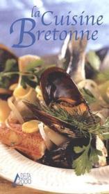 La cuisine bretonne - Couverture - Format classique