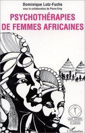 Psychothérapies de femmes africaines - Intérieur - Format classique