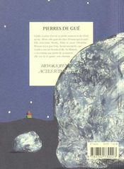 Pierres de gué - 4ème de couverture - Format classique
