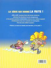 Les blagues belges t.1 ; tome une fois - 4ème de couverture - Format classique