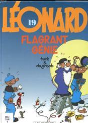 Flagrant genie - Couverture - Format classique