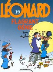 Flagrant genie - Intérieur - Format classique