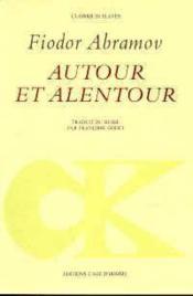 Autour Et Alentour - Couverture - Format classique