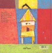 La Goutte De Miel - 4ème de couverture - Format classique
