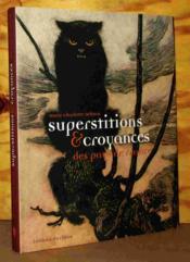 Superstitions Et Croyances Des Pays De France - Couverture - Format classique