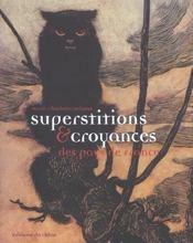 Superstitions Et Croyances Des Pays De France - Intérieur - Format classique