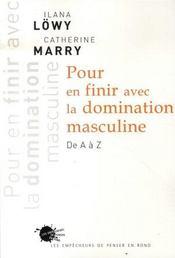 Pour en finir avec la domination masculine - Intérieur - Format classique
