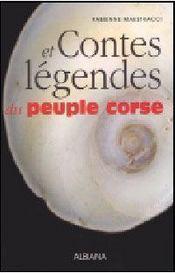 Contes Et Legendes Du Peuple Corse Tome 1 - Intérieur - Format classique