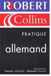 Vente livre :  Robert et collins pratique all  - Citron Sabine - Sabine Citron