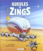 Gueules De Zings - Intérieur - Format classique