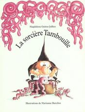 La Sorciere Tambouille - Intérieur - Format classique