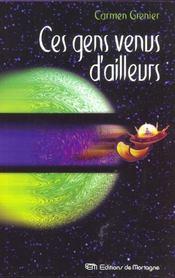 Gens Venus D'Ailleurs (Ces) - Intérieur - Format classique