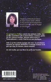 Gens Venus D'Ailleurs (Ces) - 4ème de couverture - Format classique