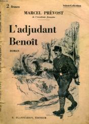 L'Adjudant Benoit. Collection : Select Collection N° 334 - Couverture - Format classique