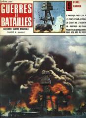 Guerres Et Batailles - 9 - Pearl Harbor - Couverture - Format classique