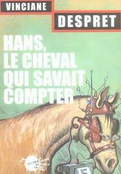 Hans : Le Cheval Qui Savait Compter - Intérieur - Format classique
