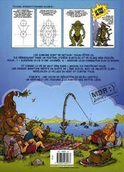 Goblin's t.2 ; en vert et contre tous - 4ème de couverture - Format classique