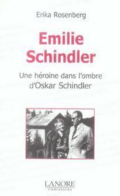 Emilie Schindler - Intérieur - Format classique