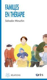 Familles En Therapie - Couverture - Format classique