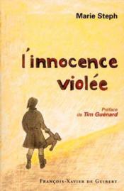 Innocence violee - Couverture - Format classique