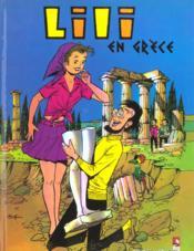 Lili t.16 ; Lili en Grèce - Couverture - Format classique