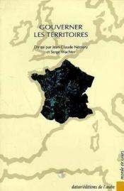 Gouverner Les Territoires - Couverture - Format classique