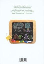 Sa majesté des formes - 4ème de couverture - Format classique