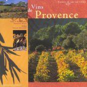 Vins De Provence - Intérieur - Format classique
