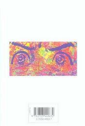 L'Ecole Emportee - Tome 05 - 4ème de couverture - Format classique