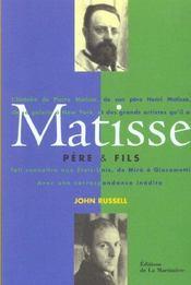 Matisse, Pere Et Fils - Intérieur - Format classique