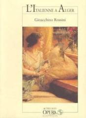 L'Italienne A Alger - Couverture - Format classique