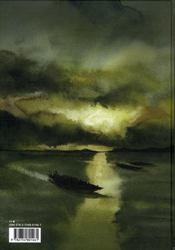 Mancha, chevalier errant - 4ème de couverture - Format classique