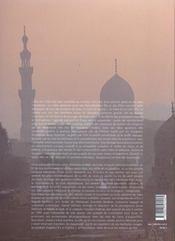 Le caire - 4ème de couverture - Format classique