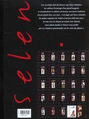 Selen t.24 ; docile adoree - 4ème de couverture - Format classique