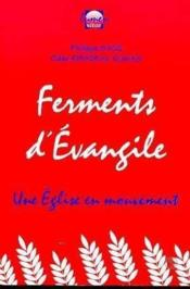 Ferments D Evangile - Couverture - Format classique