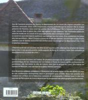 Lot terre de lumiere, pays de memoire - 4ème de couverture - Format classique