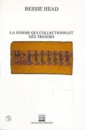 Femme Qui Collectionnait Des Tresors (La) - Couverture - Format classique
