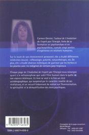Evolution De L'Esprit Par L'Energie - 4ème de couverture - Format classique