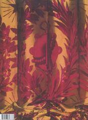 Prelle, manufacture de soieries - 4ème de couverture - Format classique
